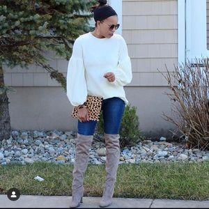 Selfie Leslie Sweater Dress